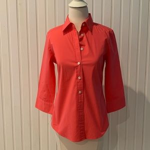J Crew Womens Fitted Shirt